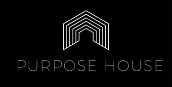 Purpose house logo